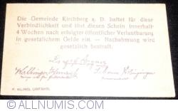 Image #2 of 20 Heller 1920 -  Kirchberg ob der Donau