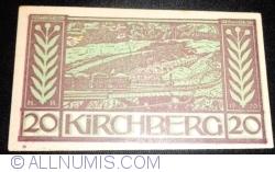 Image #1 of 20 Heller 1920 -  Kirchberg ob der Donau
