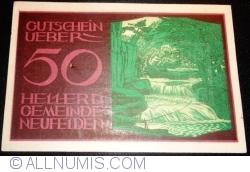 Imaginea #1 a 50 Heller ND - Neufelden