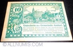 Image #1 of 10 Heller 1920 - Andorf