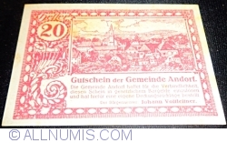 Image #1 of 20 Heller 1920 - Andorf