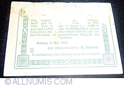 Image #2 of 50 Heller 1920 - Asten