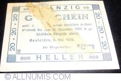 Image #2 of 20 Heller 1920 - Ansfelden