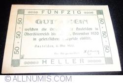 Image #2 of 50 Heller 1920 - Ansfelden