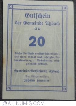 Imaginea #2 a 20 Heller ND - Atzbach