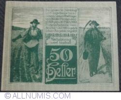 Imaginea #2 a 50 Heller 1920 - Sierning