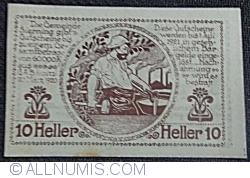 Imaginea #2 a 10 Heller 1920 - Sierning