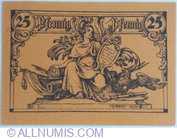 Image #2 of 25 Pfennig ND - Rheinsberg
