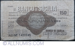 Image #1 of 150 Lire 1976 (2. IV.) - Genova