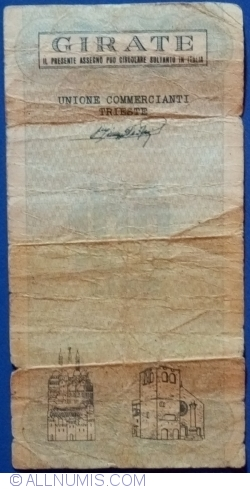 Image #2 of 100 Lire 1976 (1. XII.) - Trieste