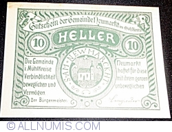 Imaginea #1 a 10 Heller 1920 - Neumarkt im Mühlkreis