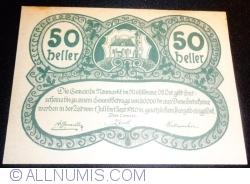 Imaginea #2 a 50 Heller 1920 - Neumarkt im Mühlkreis