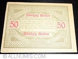 50 Heller 1920 - Gurten