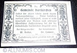 Imaginea #2 a 25 Heller ND - Hartkirchen