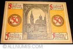 Image #2 of 50 Pfennig 1918 - Passau