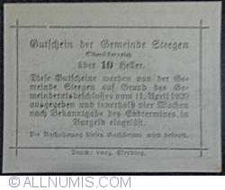 Image #2 of 10 Heller 1920 - Steegen