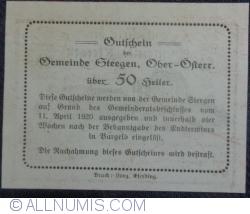 Image #2 of 50 Heller 1920 - Steegen