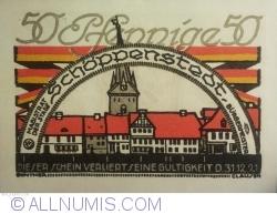 50 Pfennig 1921 - Schöppenstedt