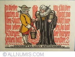 Image #2 of 50 Pfennig 1921 - Schöppenstedt