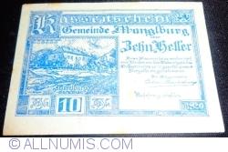 Imaginea #1 a 10 Heller 1920 -  Manglburg
