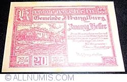 Imaginea #1 a 20 Heller 1920 -  Manglburg
