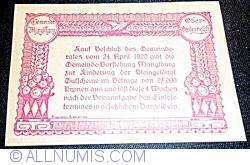 Imaginea #2 a 20 Heller 1920 -  Manglburg