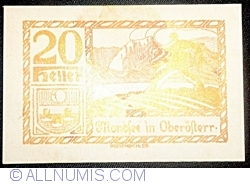 20 Heller ND - Mondsee