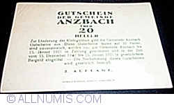 Image #2 of 20 Heller ND - Anzbach (Second Issue - 2. Auflage)