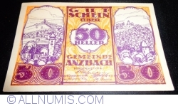 Image #1 of 50 Heller ND - Anzbach (Second Issue - 2. Auflage)