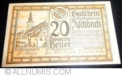Imaginea #1 a 20 Heller 1920 - Aschbach
