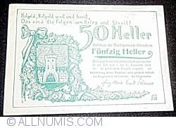 Imaginea #2 a 50 Heller ND - Ottensheim