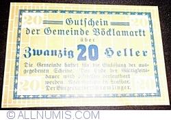 Image #1 of 20 Heller ND - Vöcklamarkt