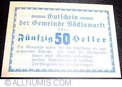 Image #1 of 50 Heller ND - Vöcklamarkt