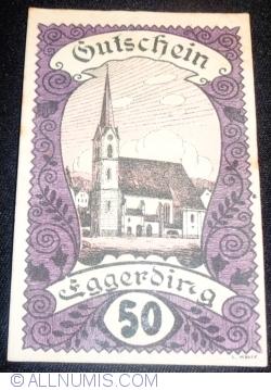 Image #1 of 50 Heller 1920 - Eggerding