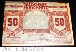 50 Heller 1920 - Ferschnitz