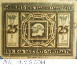 Image #2 of 25 Pfennig 1920 - Westfalia