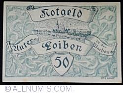 Imaginea #1 a 50 Heller 1920 - Loiben