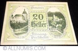 Image #1 of 20 Heller 1920 - Attnang-Puchheim