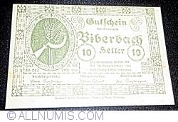 Imaginea #2 a 10 Heller ND - Biberbach