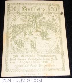 Image #1 of 50 Heller 1920 - Frankenburg