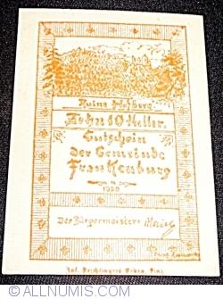 Image #2 of 10 Heller 1920 - Frankenburg