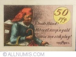 Image #2 of 50 Pfennig 1921 - Hildburghausen