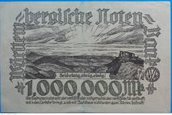 Image #2 of 1 000 000 Mark 1923 - Stuttgart