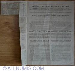 187 Rubles, 50 Kopeeks 1909
