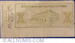 Imaginea #2 a 50 Lire 1976 (30. VIII.) - Torino