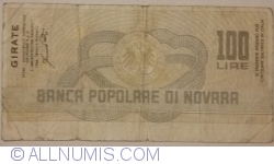 100 Lire 1977 (21. VII.) - Novara