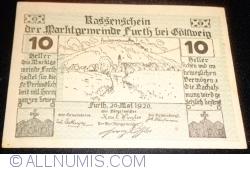 10 Heller 1920 - Furth bei Göttweig