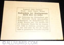 Image #2 of 20 Heller 1920 - Furth bei Göttweig