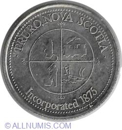 Truro, Noua Scoție - 1 Dollar 1985