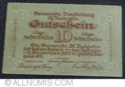 Imaginea #1 a 10 Heller 1920 - Sankt Valentin